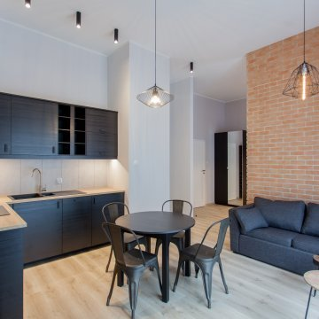 Grano Apartments - Studio, Balkon