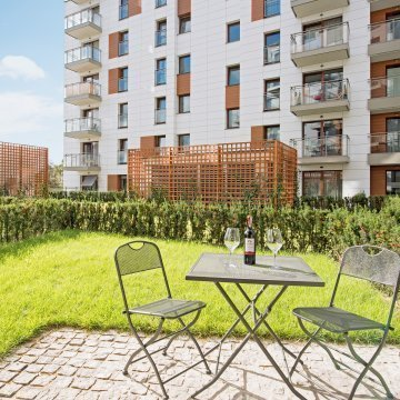 Grano Apartments - 1 Bedroom, Garden