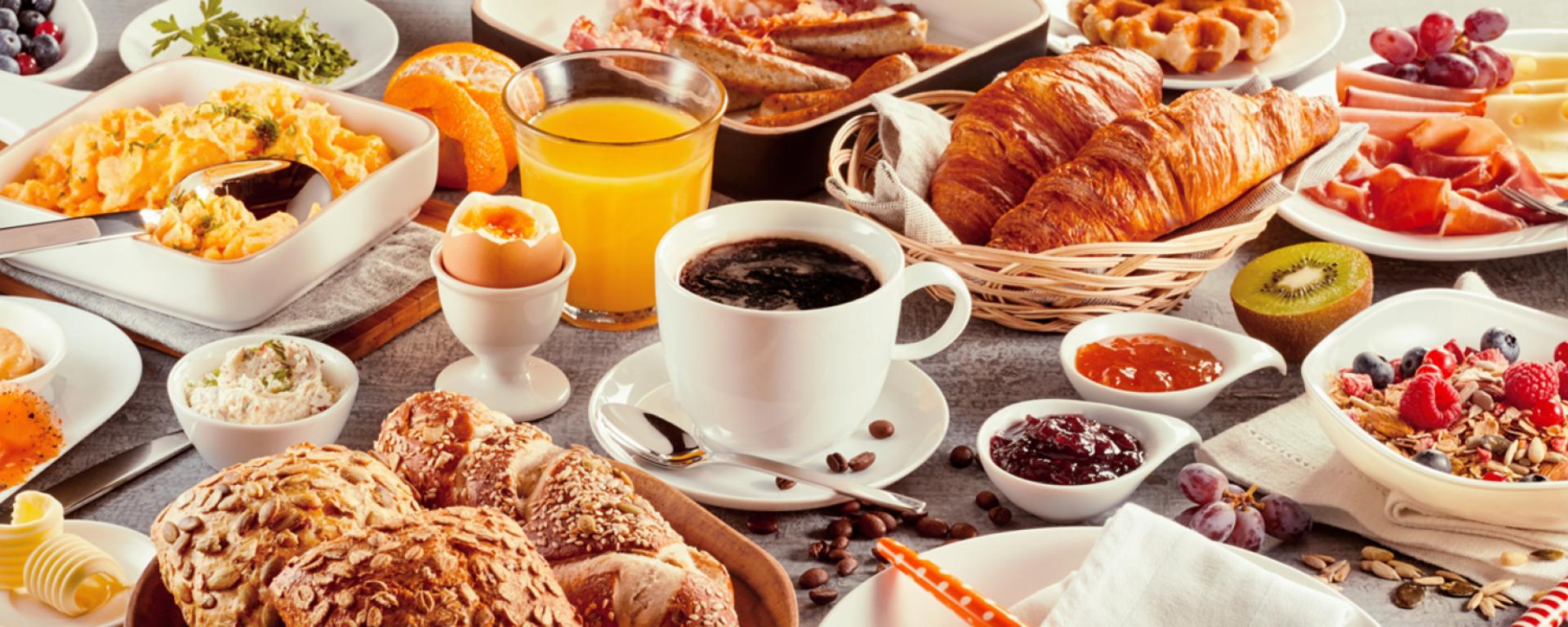 Oferta Bezzwrotna - śniadanie w hotelowym stylu