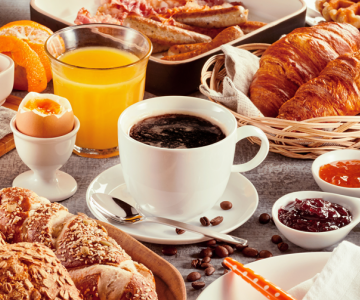 Basic - hotel breakfast is non-refundable (-15%)