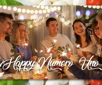Happy Numero Uno! - Grano Apartments