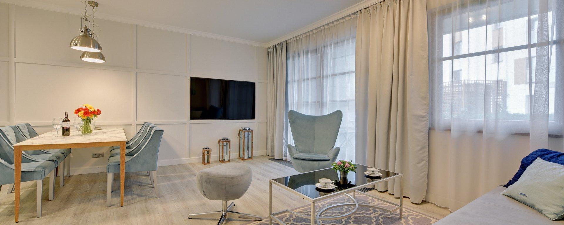 Suite Appartement Komfort