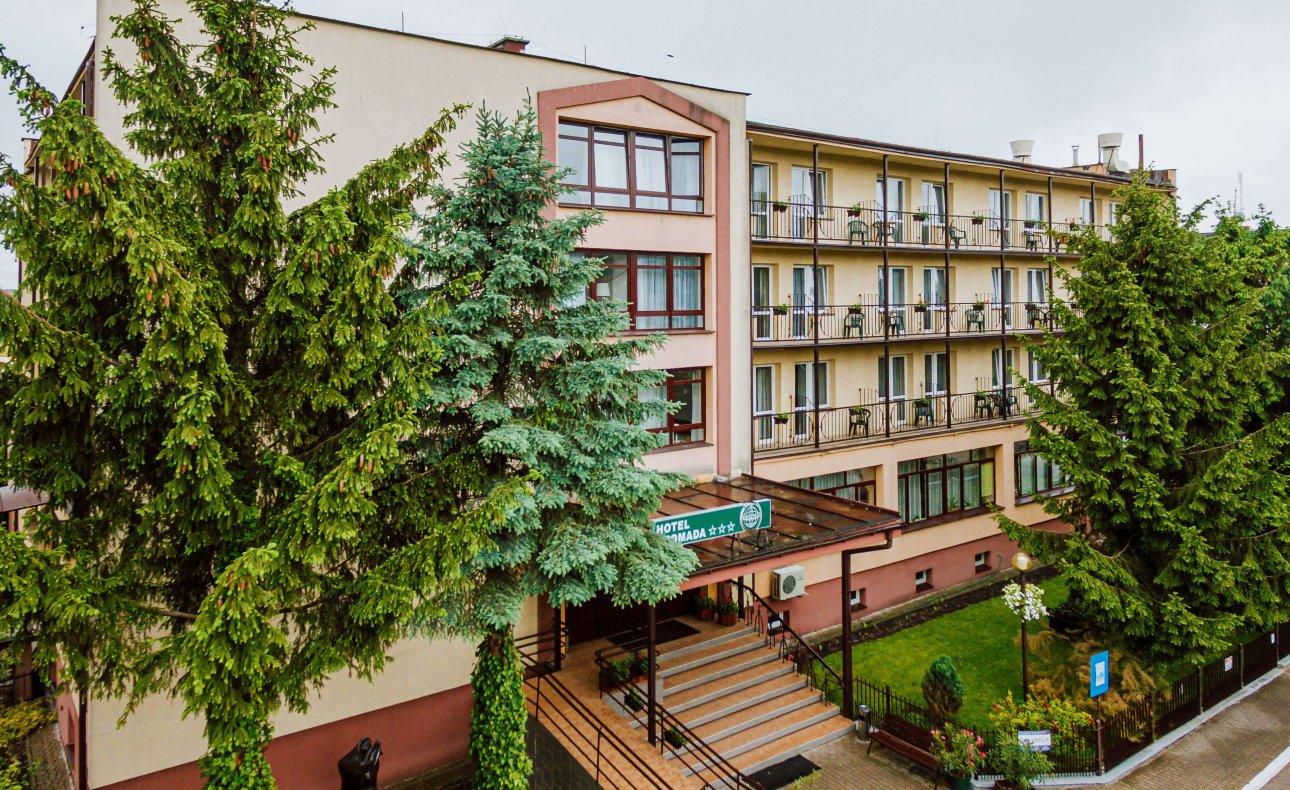 Holiday travel in Busko-Zdroj