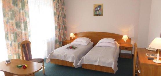 Pokoje hotelowe ze śniadaniem