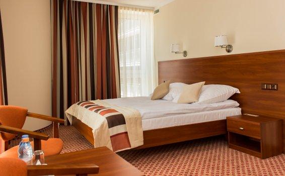 Pokój 2-osobowy typu Business Plus (1 łóżko) ****