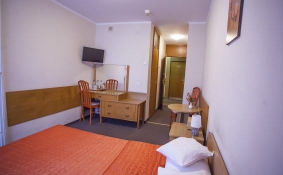 Pokój 2-osobowy z podwójnym łóżkiem Economy