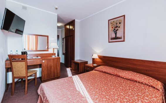 Pokój 2-osobowy z podwójnym łóżkiem Standard