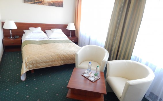 Standard Plus Double/Twin room