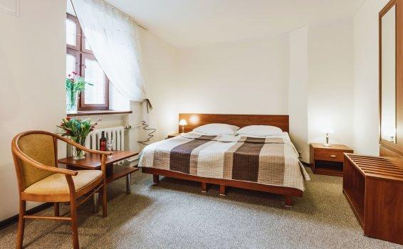 Pokój 2-osobowy (łóżko małżeńskie)