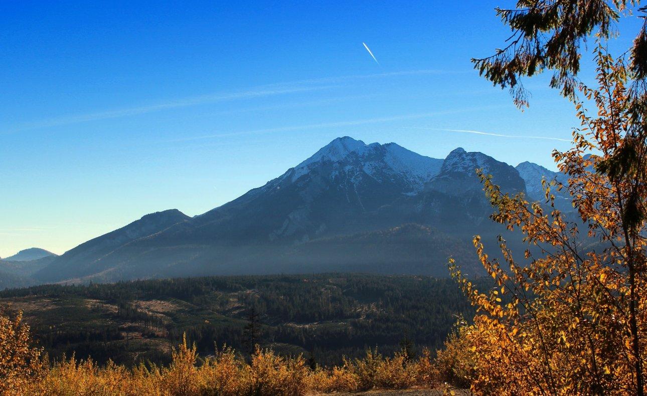 Zakopane: Jesień w górach