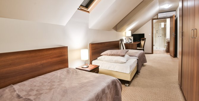 Comfort Double/Twin Room