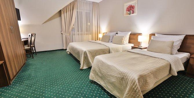 Pokój trzyosobowy typu Comfort