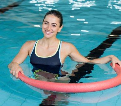 Aqua aerobik - wejście jednorazowe