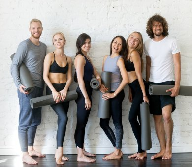 Weekend z jogą i fitnessem (pakiet dla 2 osób)