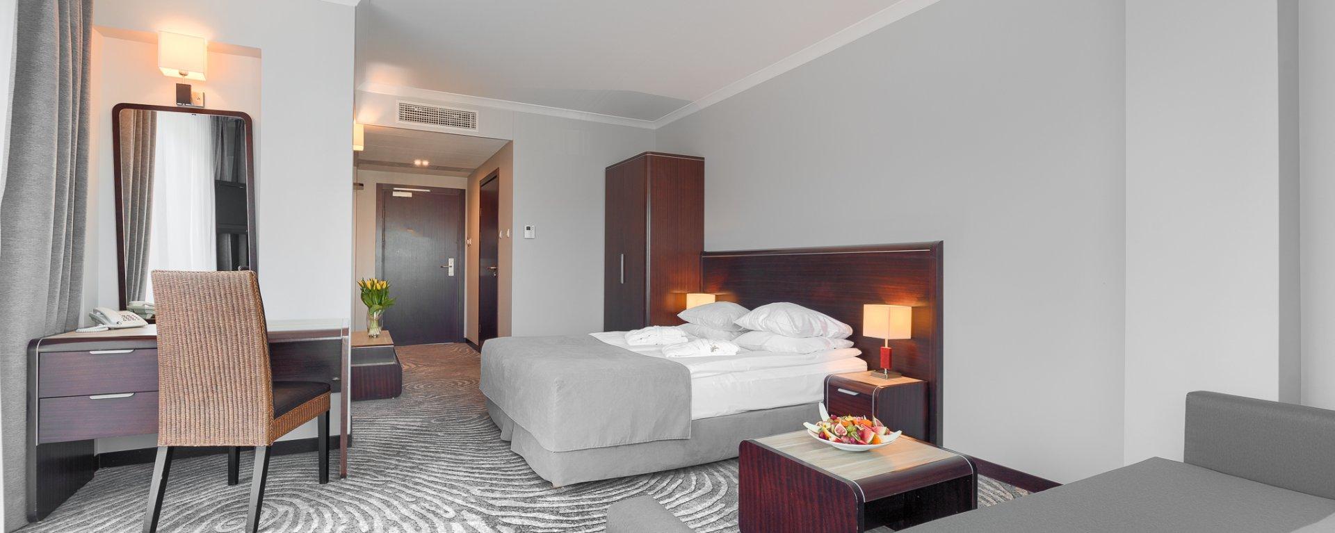 Luxe-Doppelzimmer