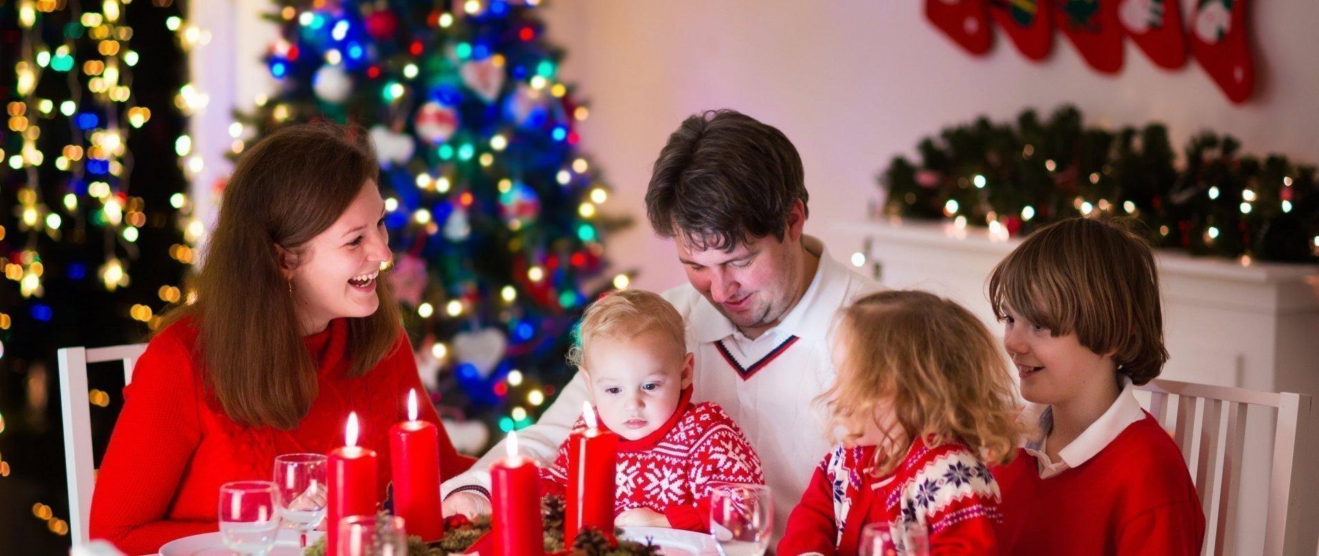 Rodzinne Święta Bożego Narodzenia 6 noclegów/ 7 dni