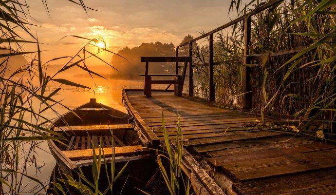 Czerwcówka w Środku Jeziora 2021