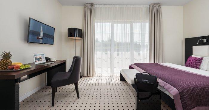 Pokój dwuosobowy Deluxe na piętrze