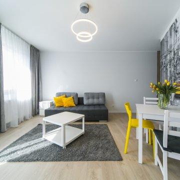 Grano Apartments Nowa Motława - Kawalerka