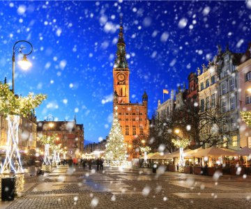 Hotel - Winter Holiday in the heart of Gdansk!