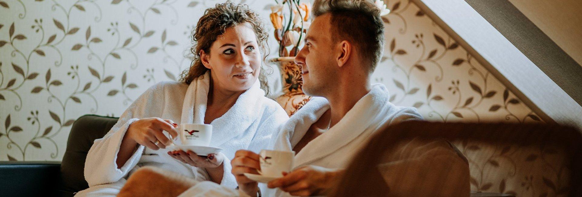 Romantyczny pobyt SPA dla dwojga