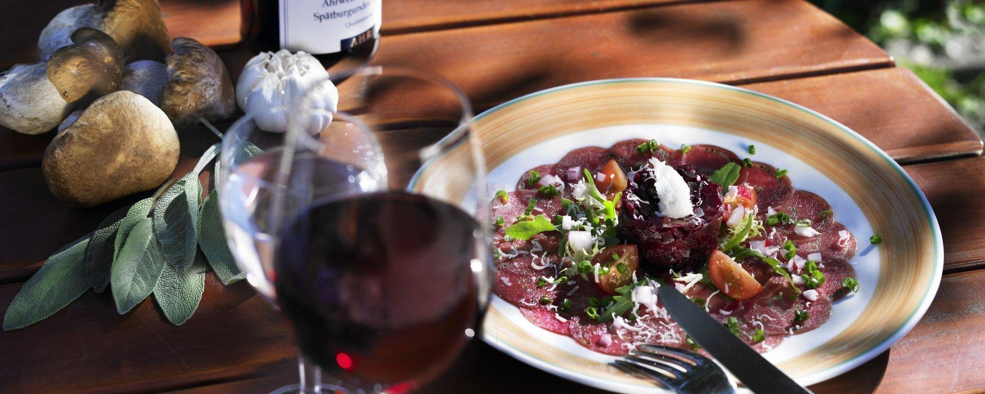 Fine Dine & Wein