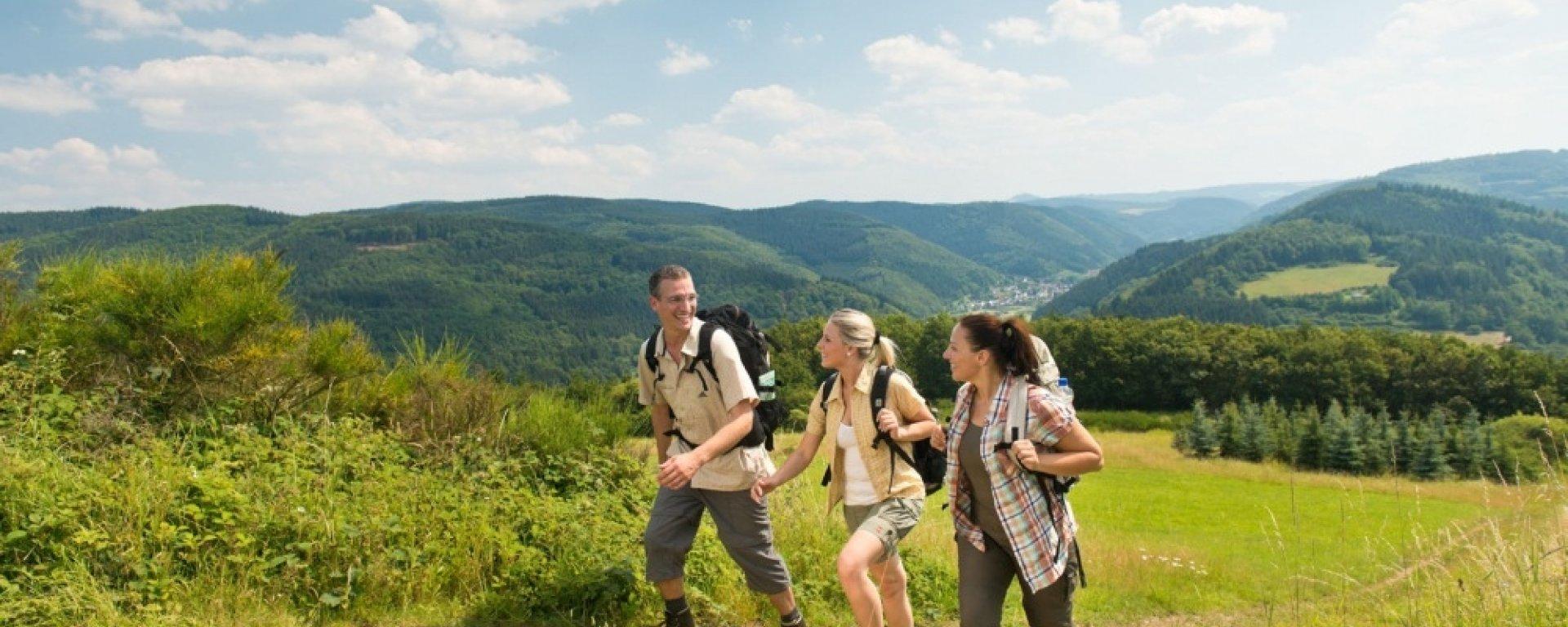 Wanderfreude, 7 Nächte