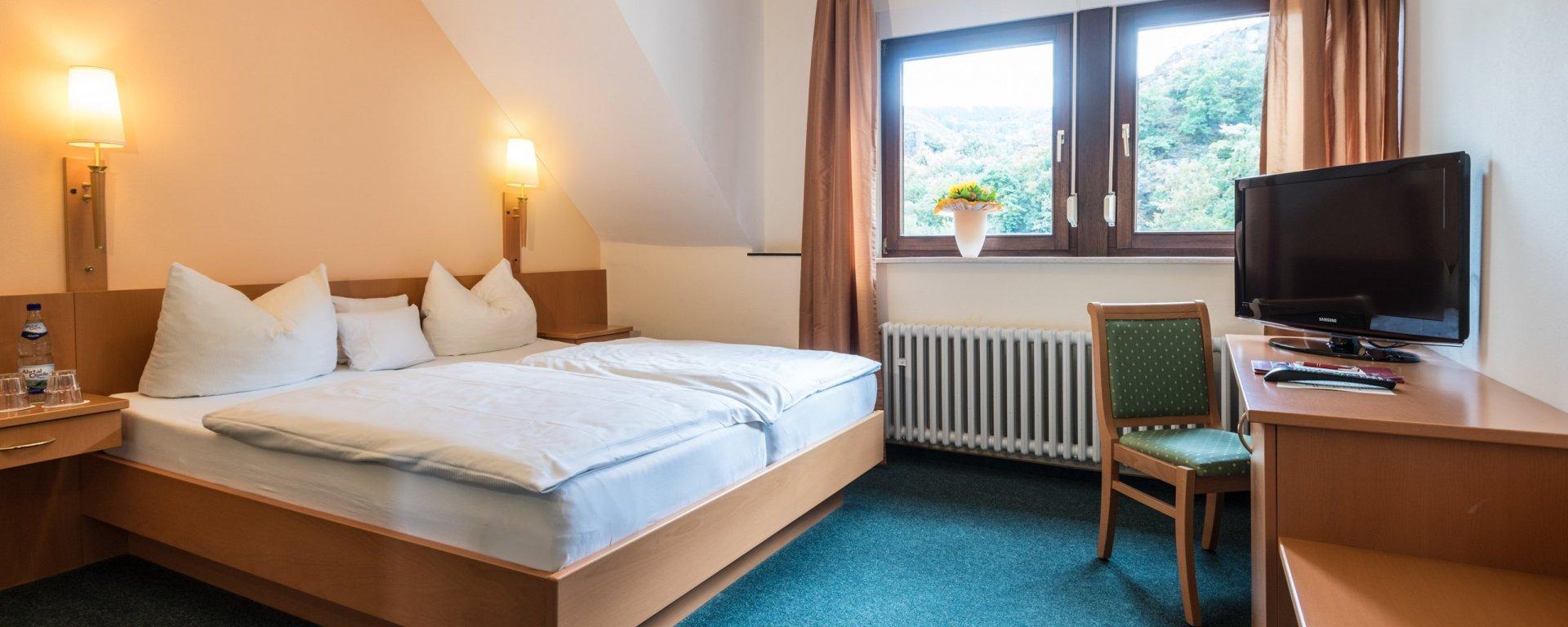 Doppelzimmer  Stammhaus Ahrseite