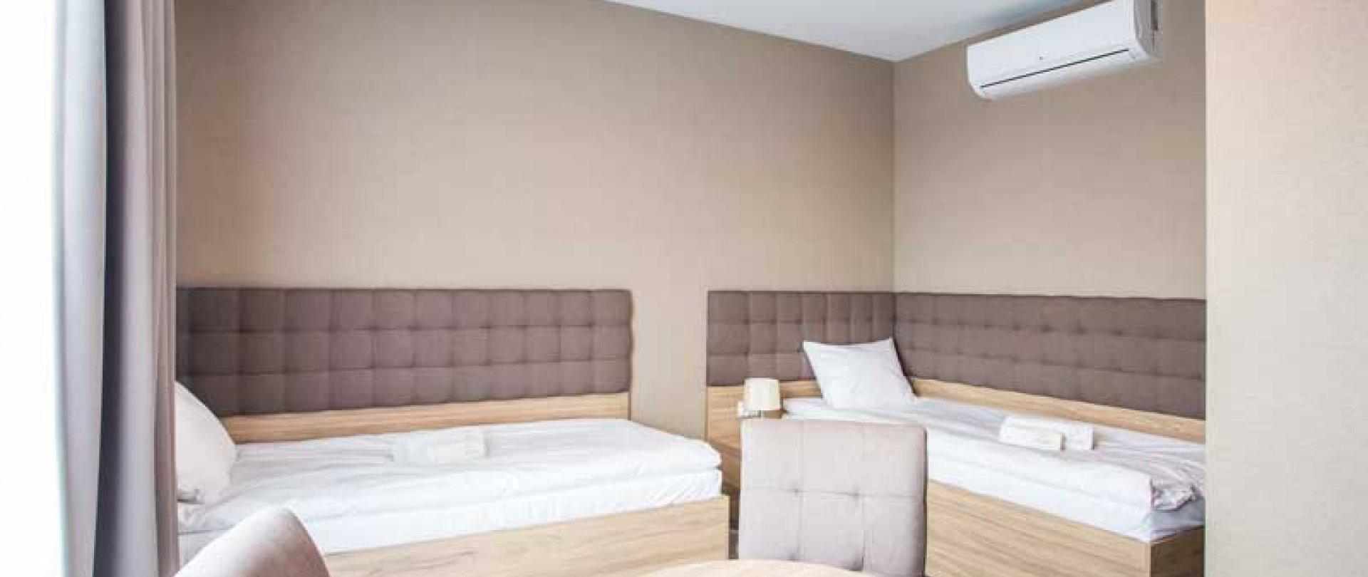 Pokój typu STUDIO - 4 łóżka