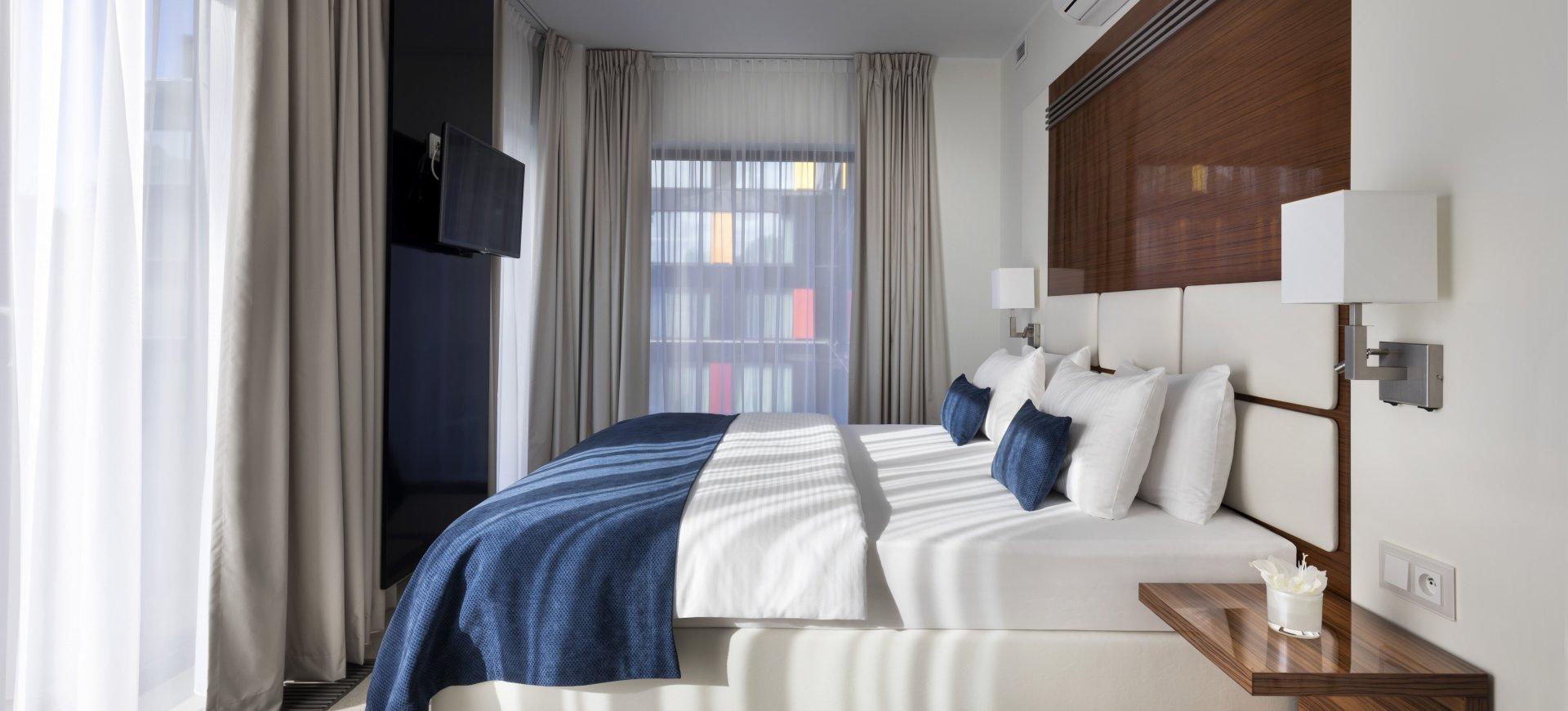 Apartament (2 sypialnie i salon)