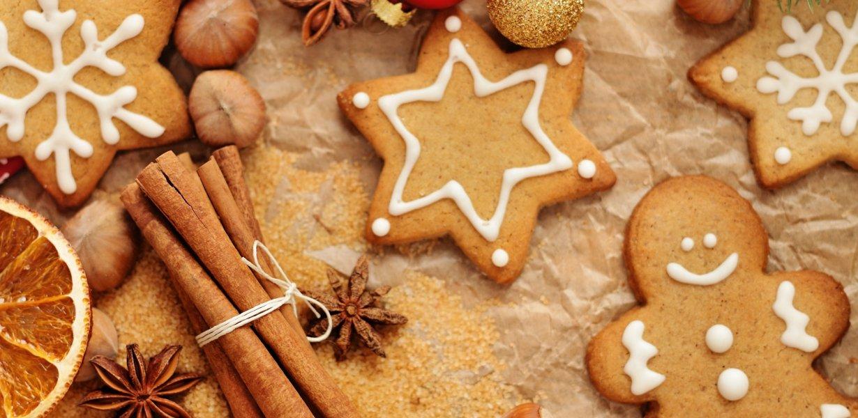 Przygotowanie wspólnych rodzinnych wypieków świątecznych
