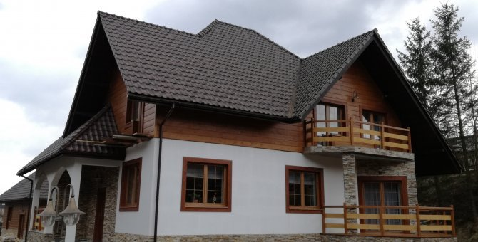 Double room in Villa Jawor