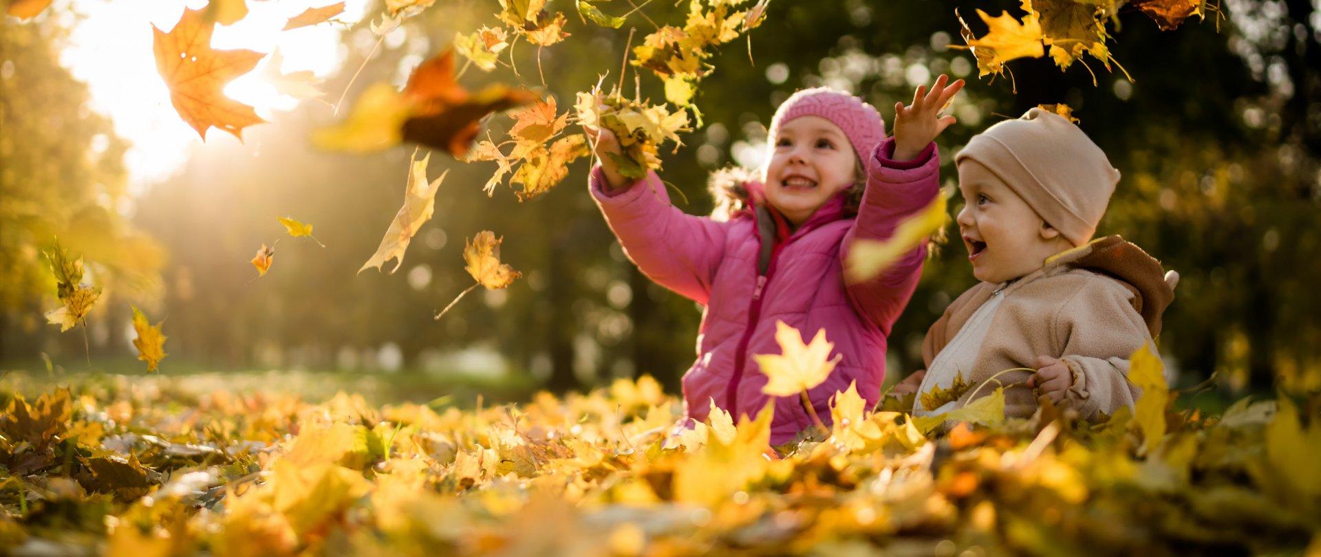 Autumn in Zawoja