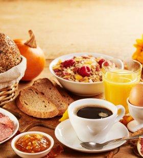 Übernachtung mit Frühstück - MIT ZUGANG ZUR WELLNESS ZONE