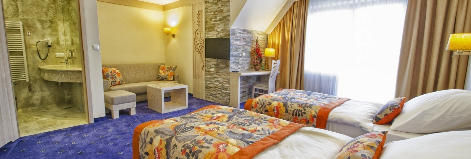 Lux Premium double room