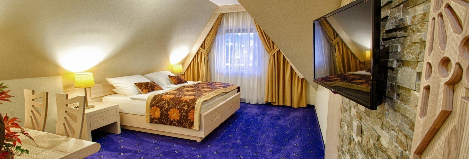 Premium quaduiple room