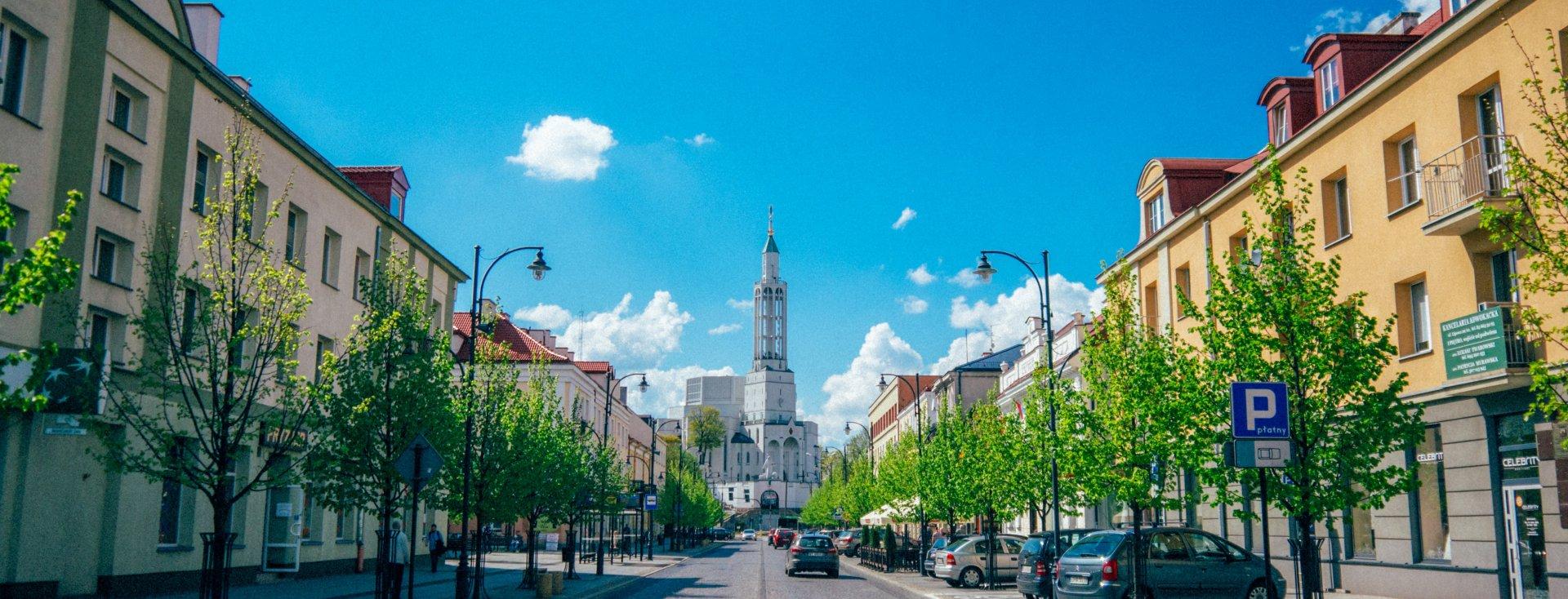 Wakacje w Białymstoku