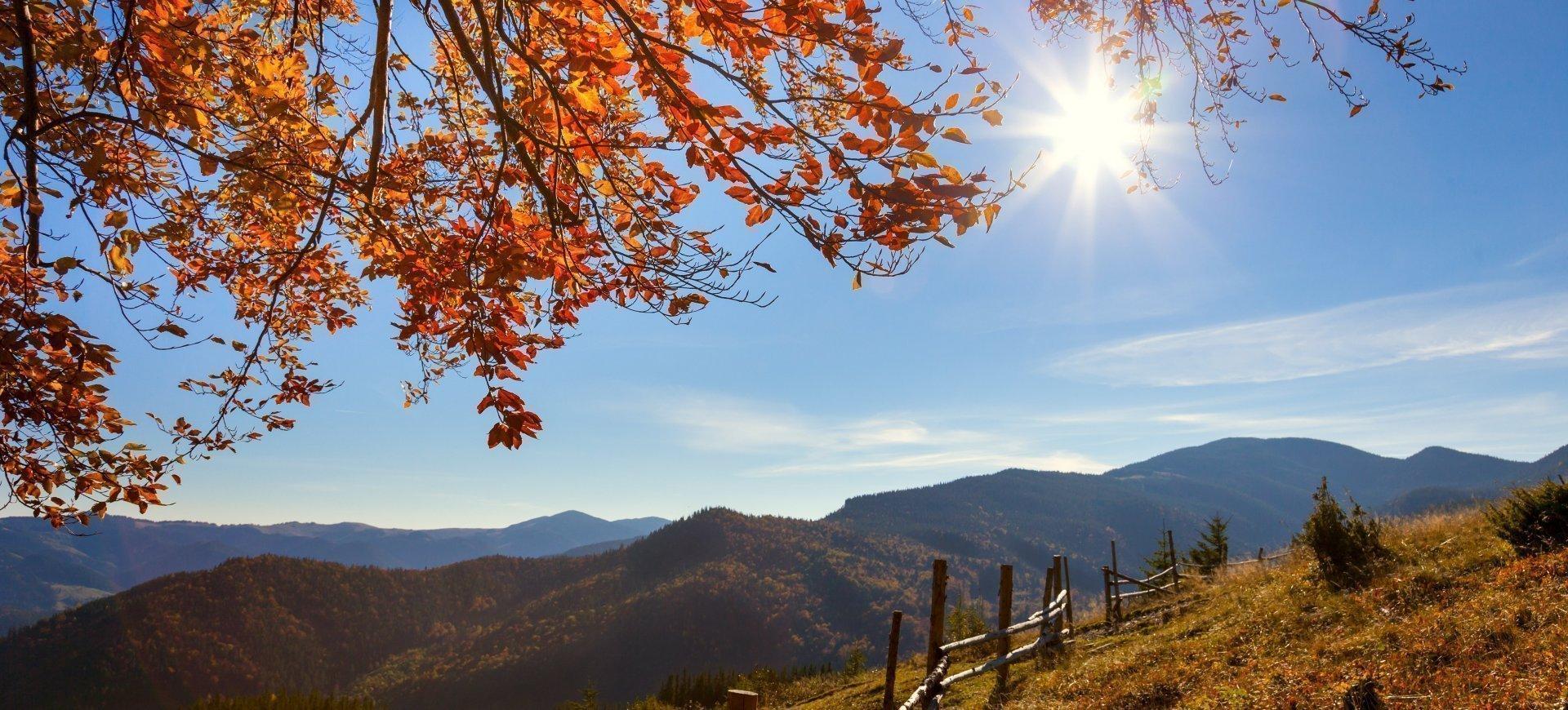 Jesień dłużej czyli taniej [do -40% ze śniadaniem i obiadokolacjami]