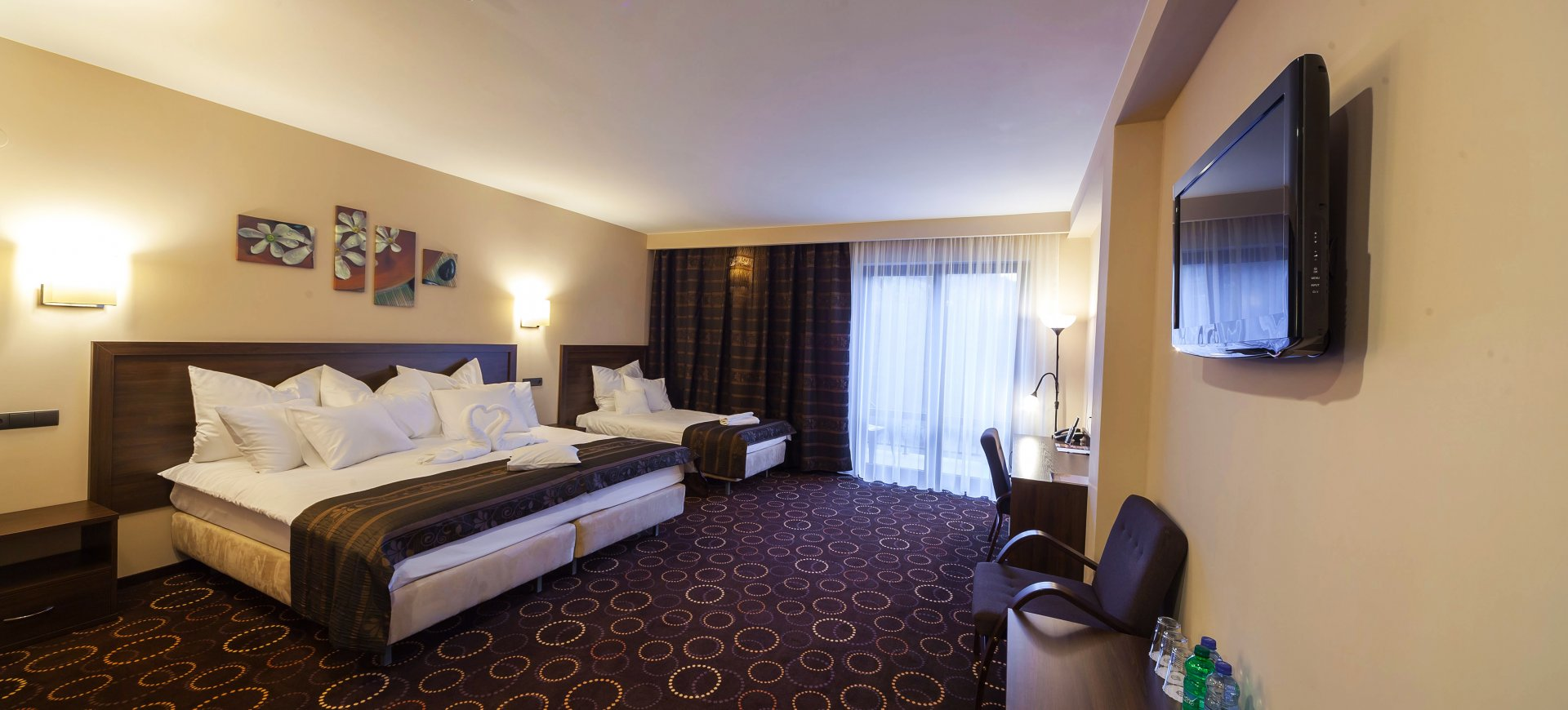 Triple Room (****) - 4stars standard