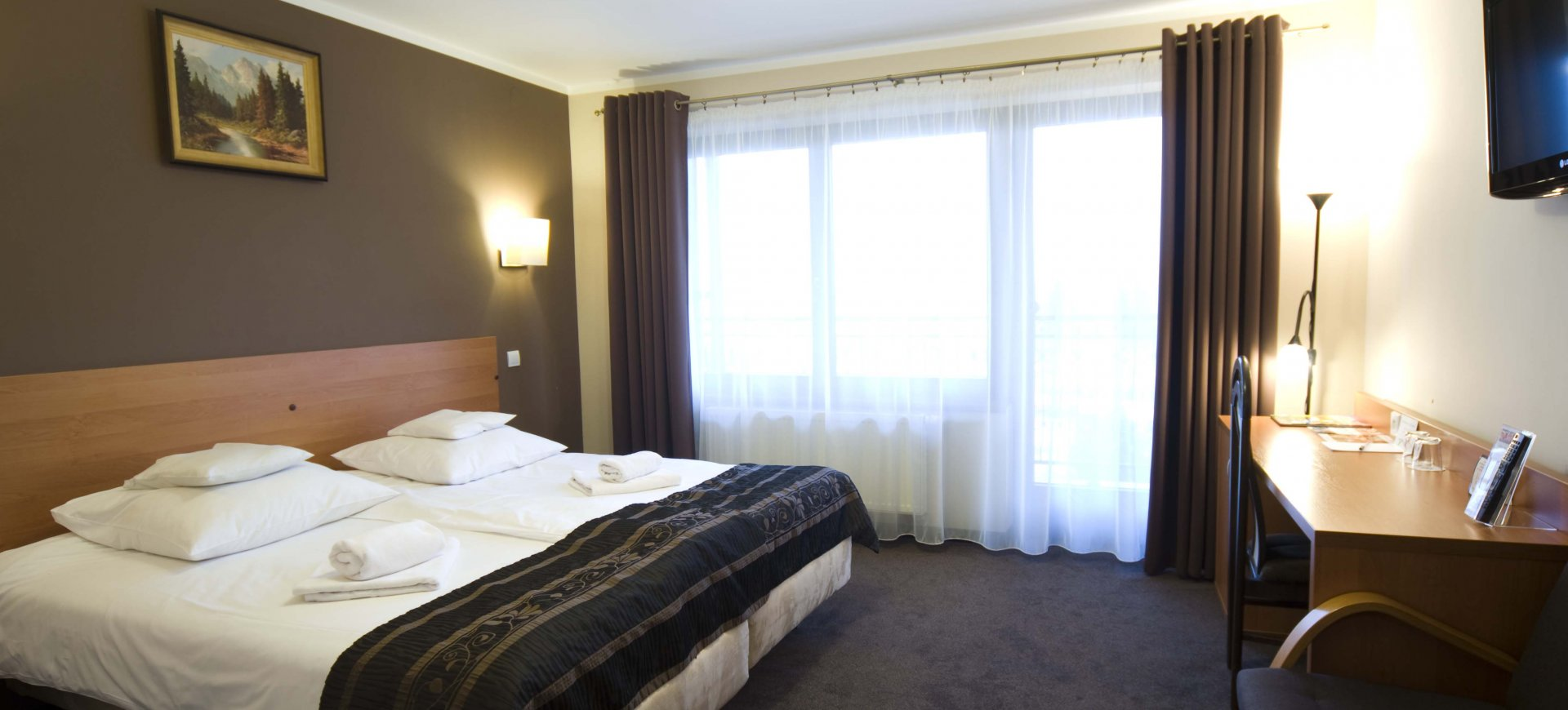 Double room for single usage (***) - 3stars standard