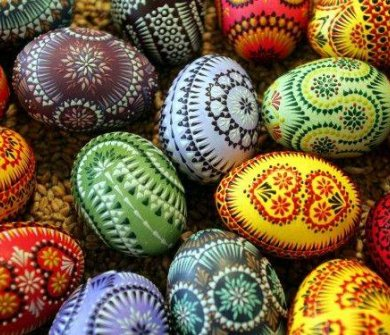 Wielkanoc w Augustowie 2020