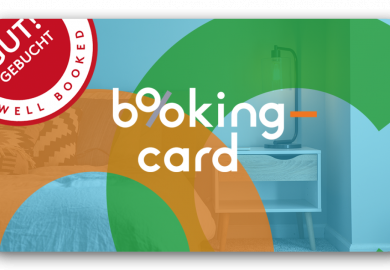 "Best Price ""booking-card"" -  Accomodation including breakfast"