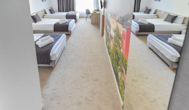 Dreibettzimmer Zimmer Standard