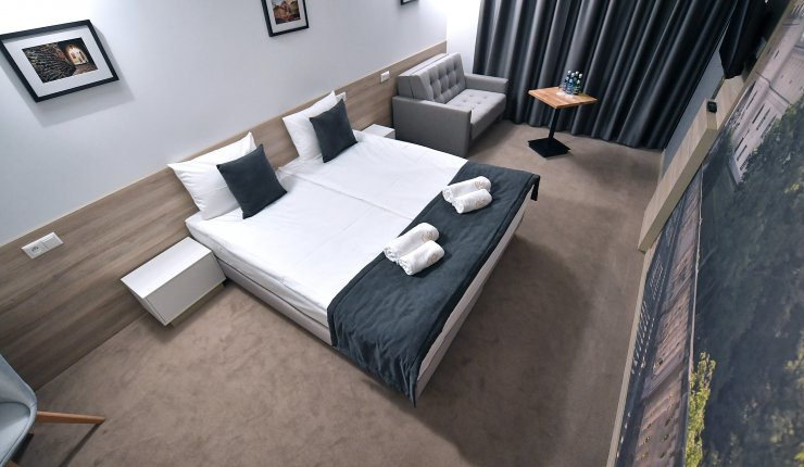Double/Twin Room Deluxe