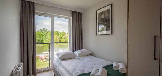 Family, Two-bedroom with River View