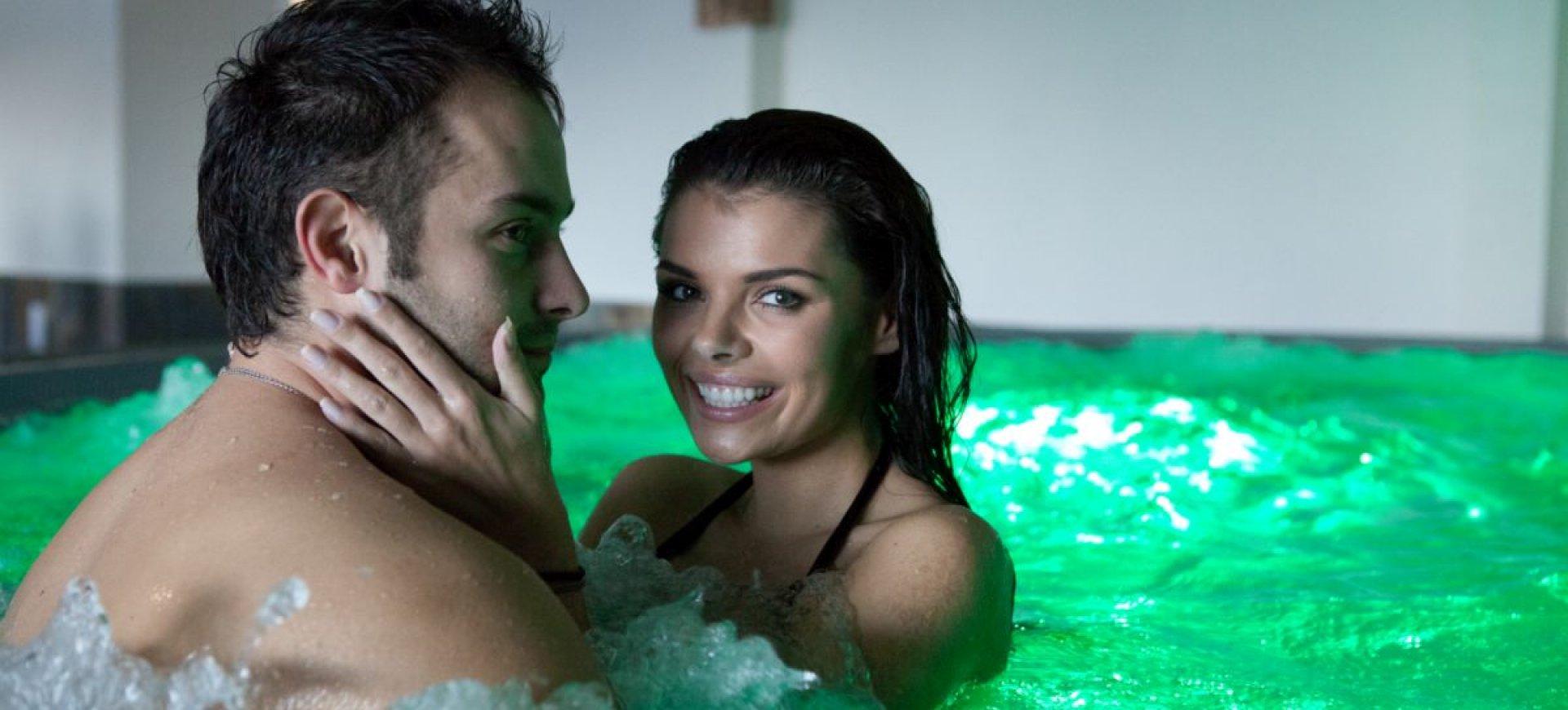 Romantycznie w SPA