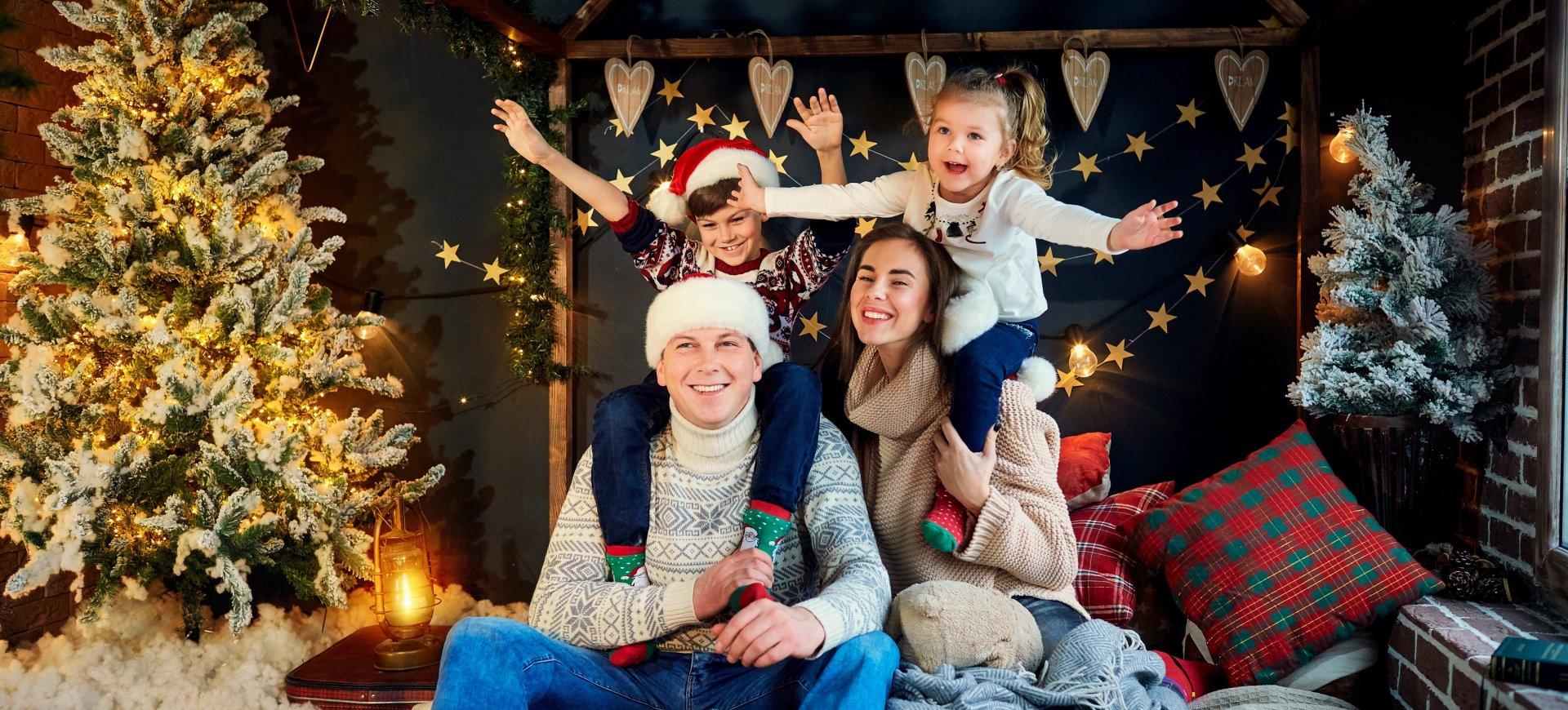 Nastrojowe Święta Bożego Narodzenia FIRST MINUTE