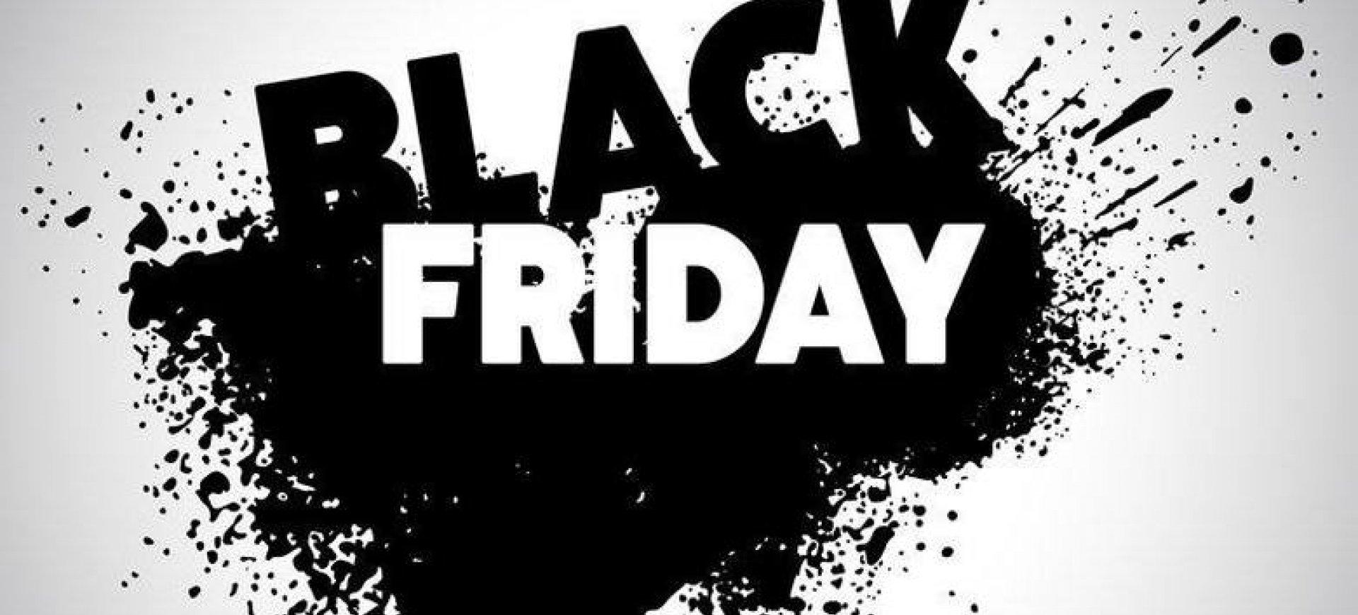 Black Friday-rabat do 40 %