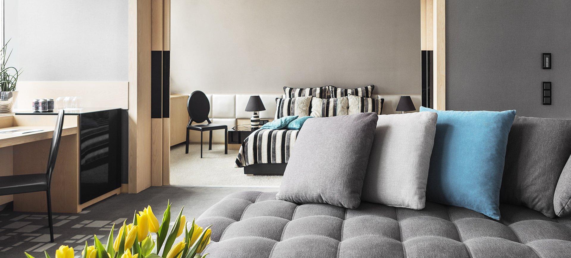 Graphite Apartment