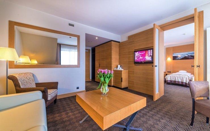 Pokój 2-os. Suite****
